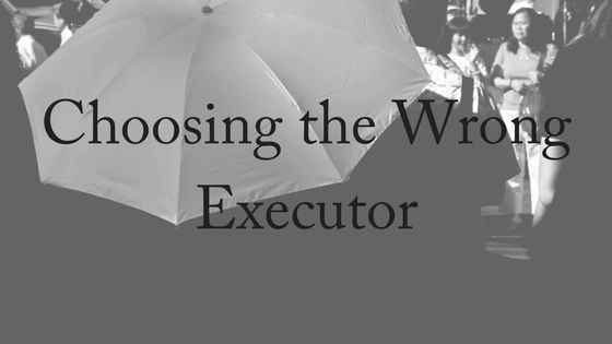 Choosing the Wrong Executor