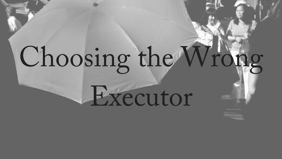 Choosing the Wrong Executor