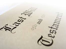 bequests, what is a bequest, wills