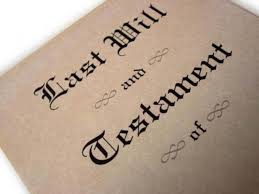 get a will, wills, make a will, estate planning