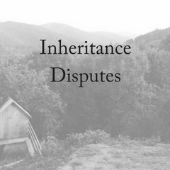 Inheritance Disputes On The Rise