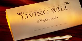 living will, advance health directive, estate planning