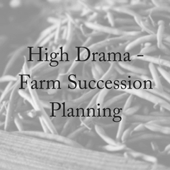 Farm Succession Planning