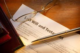 unsigned will, intestacy, dying without a will, valid will