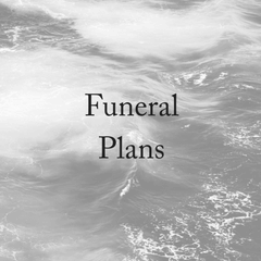 Funeral Plan: Do You Have One?