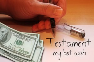 writing a will, wills, estate planning, how to write a will