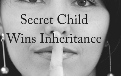 Secret Child Wins Million Dollar Inheritance