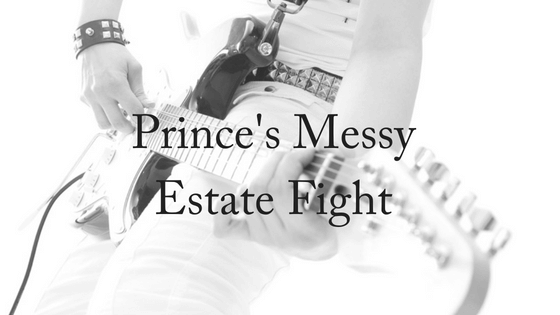 Prince's Messy Estate Fight Continues