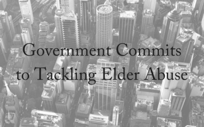 Government Commits To Tackling Elder Abuse