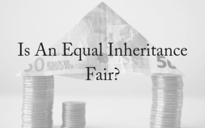 Is An Equal Inheritance Fair?