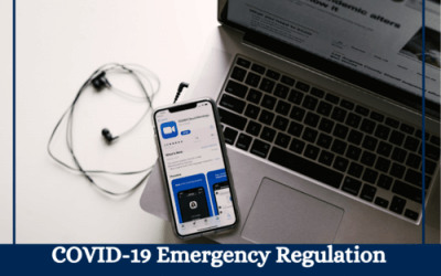 COVID-19 Emergency Regulation Permits Wills Via Audio-visual Link